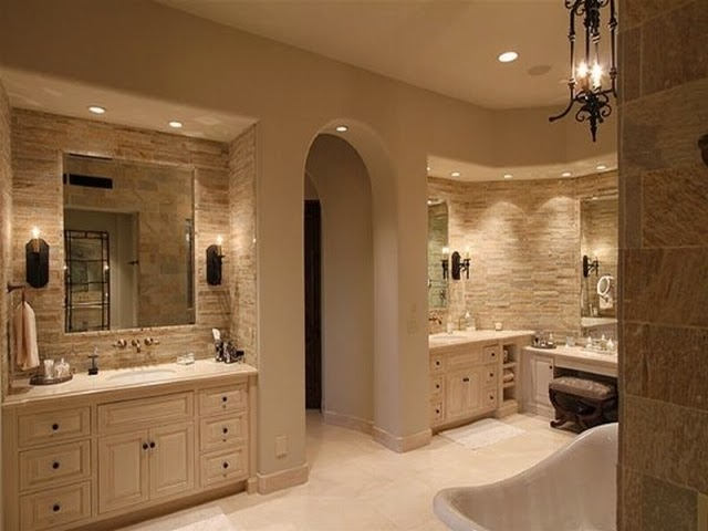 Best Bathroom Interior Design Ideas ~ Popular interior wall paint colors