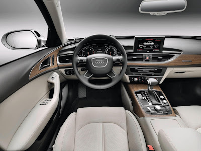 Best Interior Survey: Jaguar XF, Mercedes E, BMW 5, Audi A6
