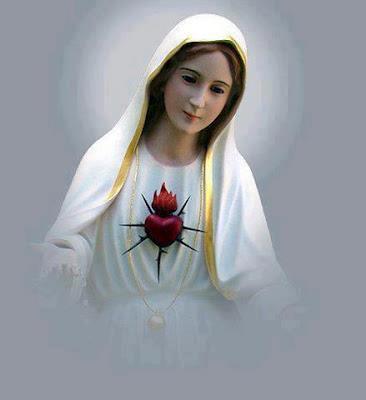 NOSSA SENHORA - MÃE DE JESUS CRISTO.
