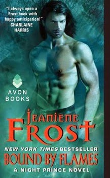 Bound by Flames (Night Prince #3)