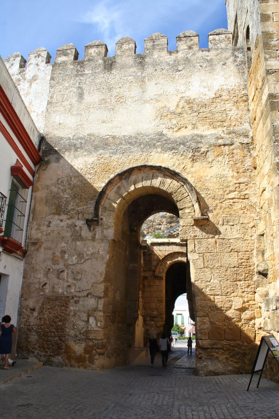 El rinc n de mis viajes ruta de washington irving 2 for Puerta de sevilla carmona