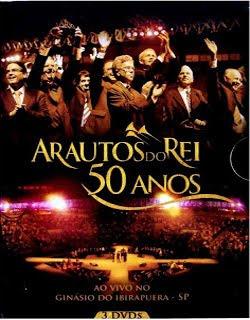 Arautos do Rei - 50 Anos 2012 Audio