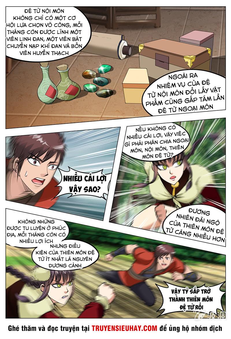 Đại Kiếm Thần chap 151 - Trang 12