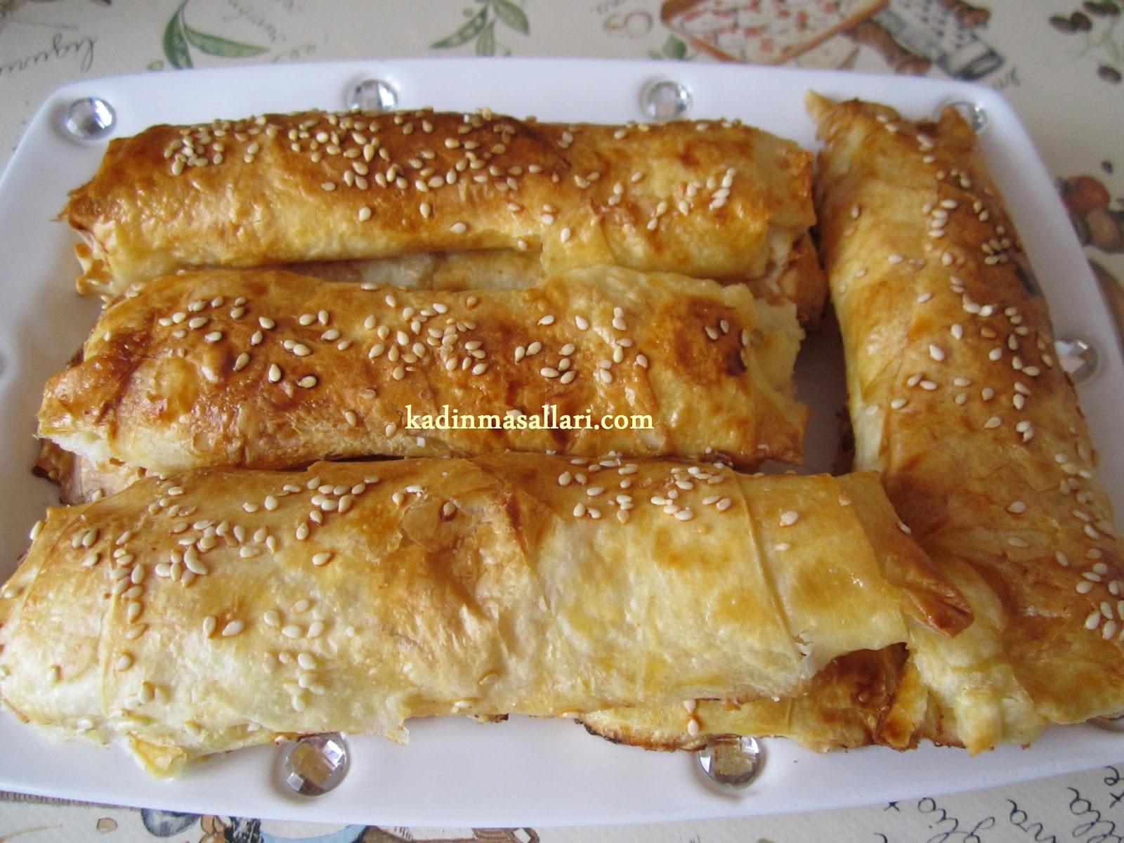 Peynirli Yaprak Böreği
