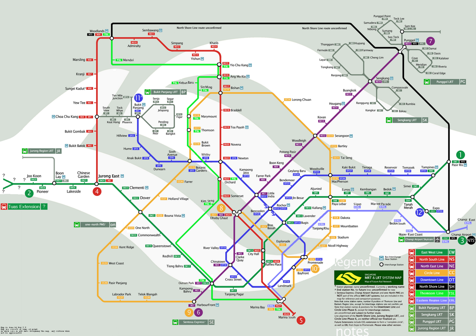 Thomson Line Mrt Map News Update