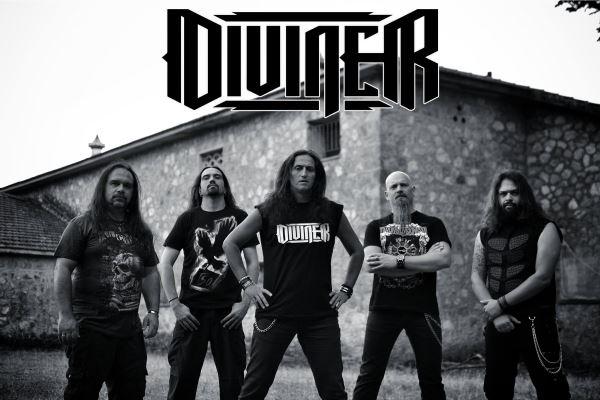 "DIVINER: Ακούστε το ""Kingdom Come"" απο το επερχόμενο album"