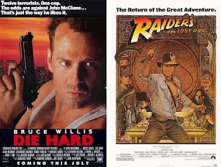 Movie In A Blender John Mcclane Is Indiana Jones