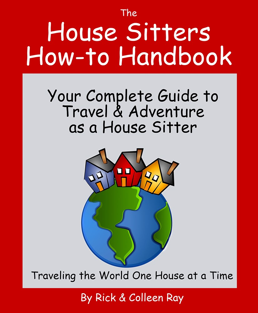 the house sitters how to handbook