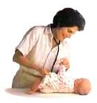 فحص عام للطفل الرضيع بعد بلوغة الإسبوع السادس، 2- الأطراف وقوة العضلات