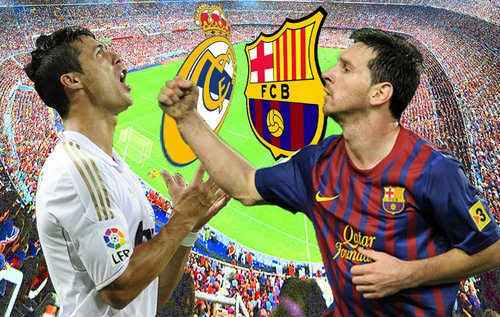 Lionel Messi Vs Cristiano Ronaldo 2011 2012 Wallpaper
