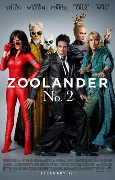 descargar Zoolander 2, Zoolander 2 español