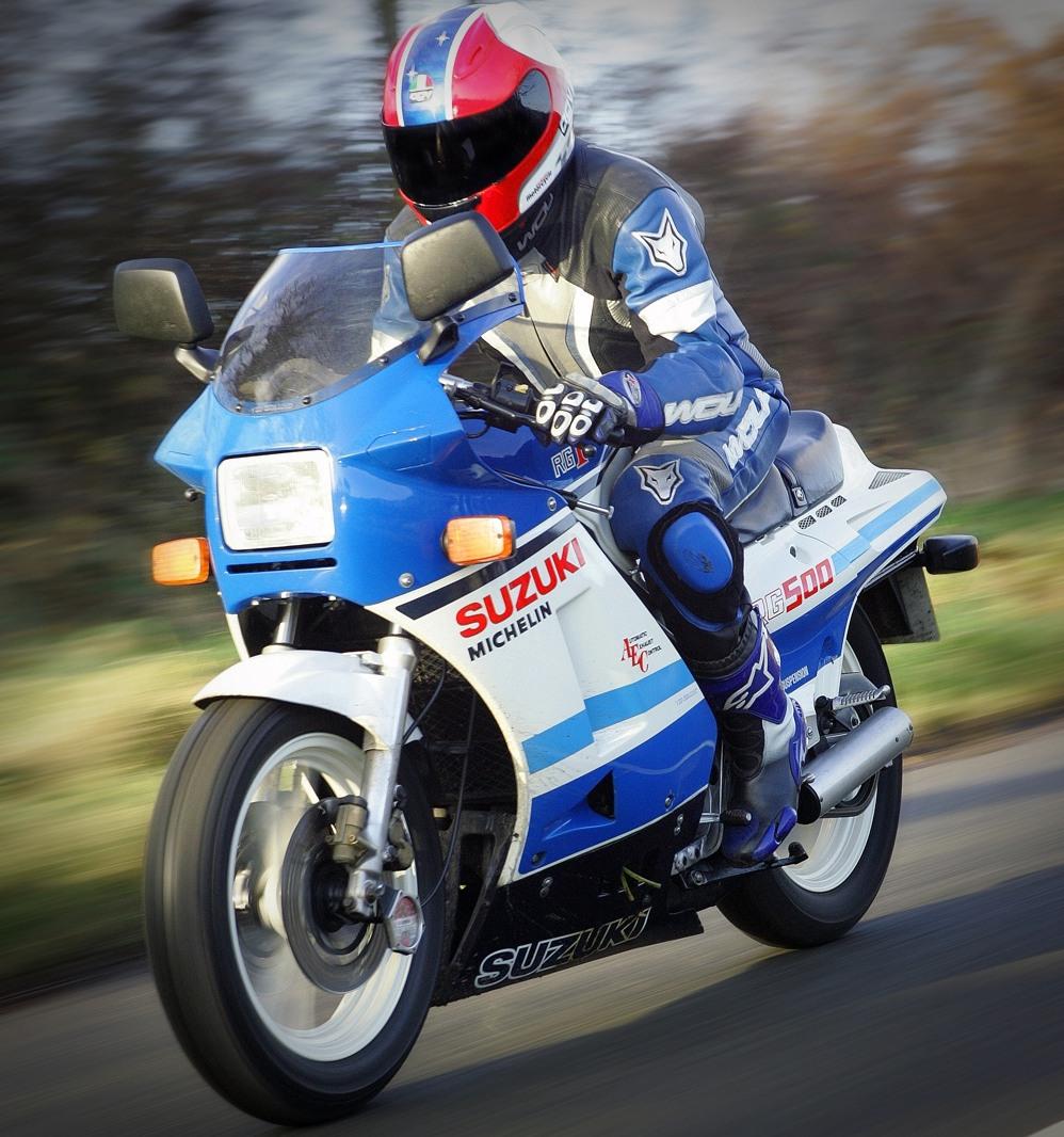 Suzuki Rg500 For Sale Suzuki Rg500 Gamma Test