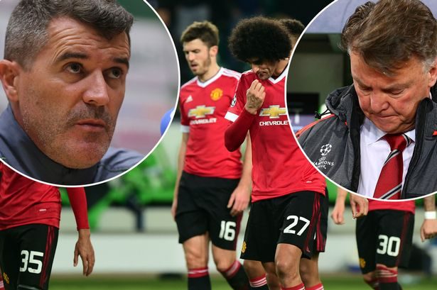 Roy Keane slams Manchester United players after European 'disaster' - they're just not good enough