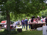 A 400 Mile Yard Sale near Fairview, KY