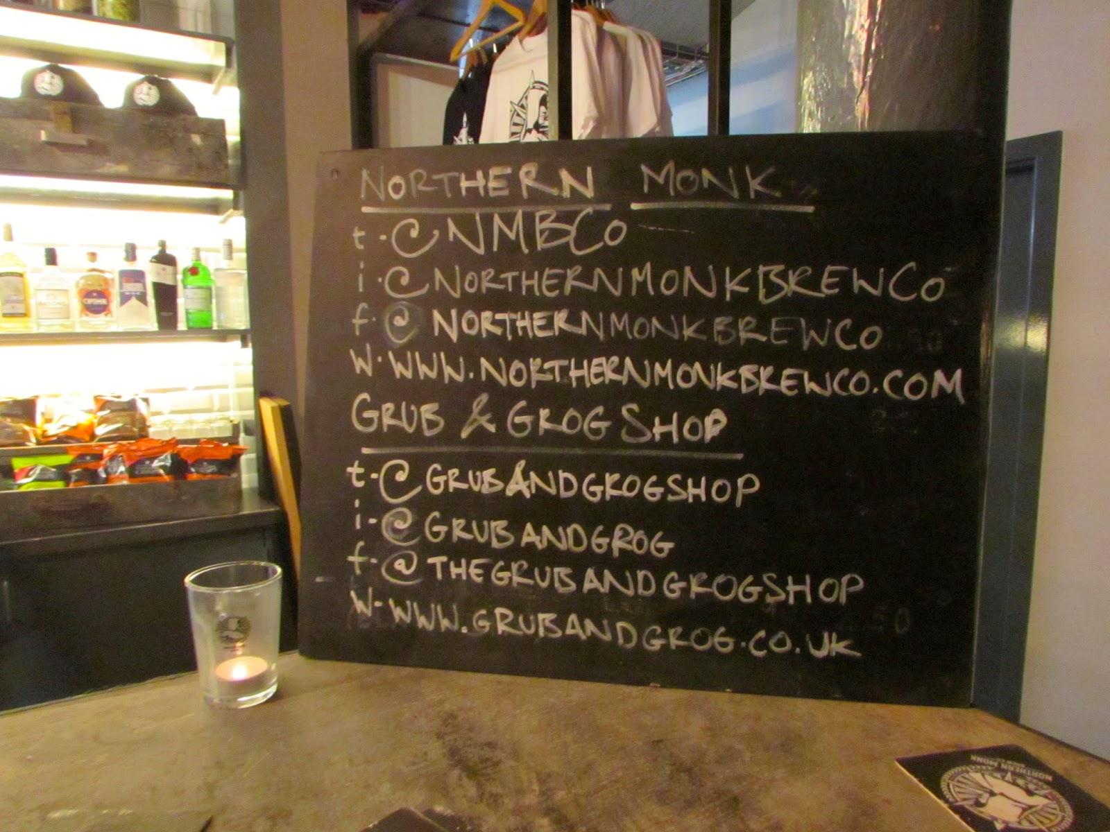 Northern Monk Refectory – Leeds