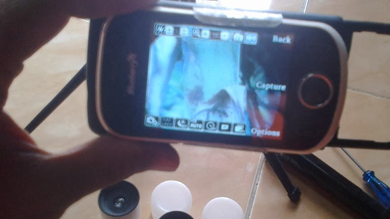 Dudukan kamera teleskop: jual mounting adapter smart phone hp di