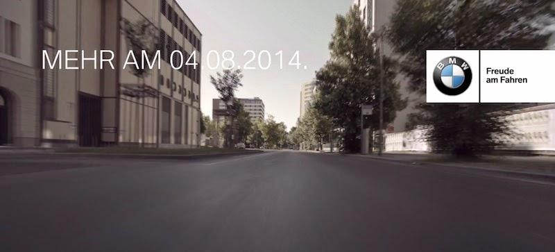 新型高性能モデル?BMWが謎の予告動画を公開。