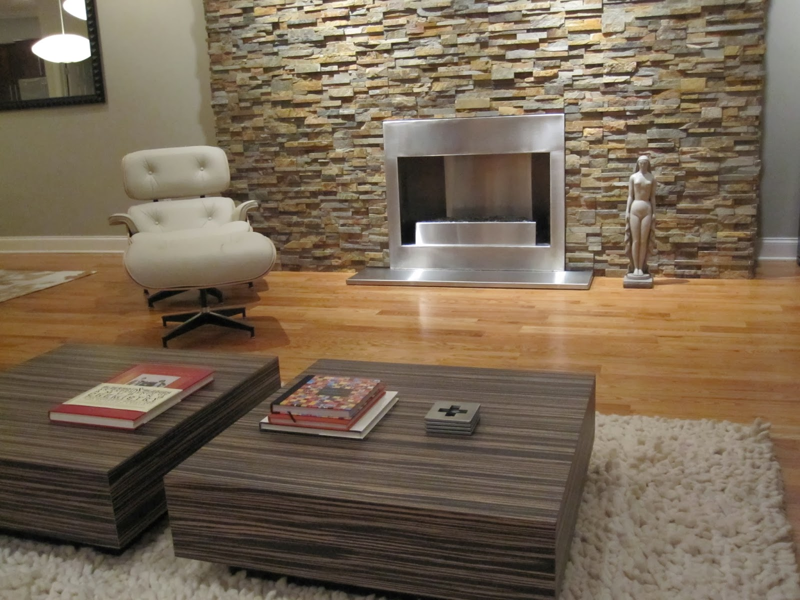 Coldrendesign - Wall cladding for living room ...