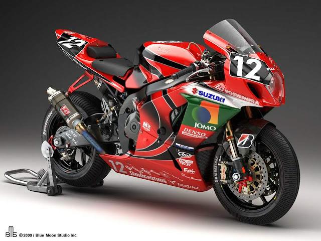 Modifikasi Suzuki GSX-R 1000 K9 Yoshimura 2009 title=