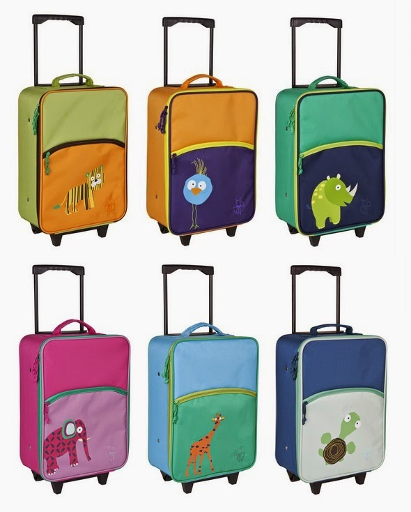 Lassig wildlife suitcase