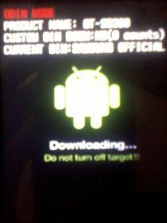 Cara Hard Reset Samsung Galaxy young S5360 Lupa Pola