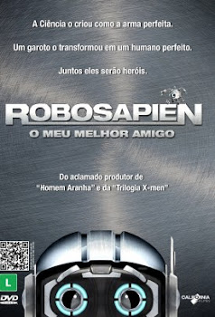 Download Robosapien: O Meu Melhor Amigo   DVDRip Dual udio