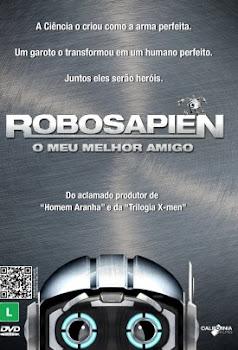 Download Robosapien: O Meu Melhor Amigo   Dublado