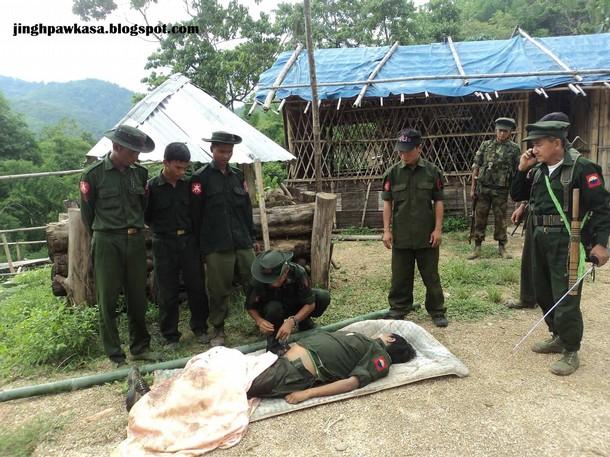 Birmânia: 28 SOLDADOS E UM GUERRILHEIRO MORREM EM CONFRONTOS NO NORTE