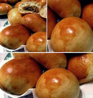 Resep Cara Membuat Roti Unyil Spesial Isi Daging Ayam