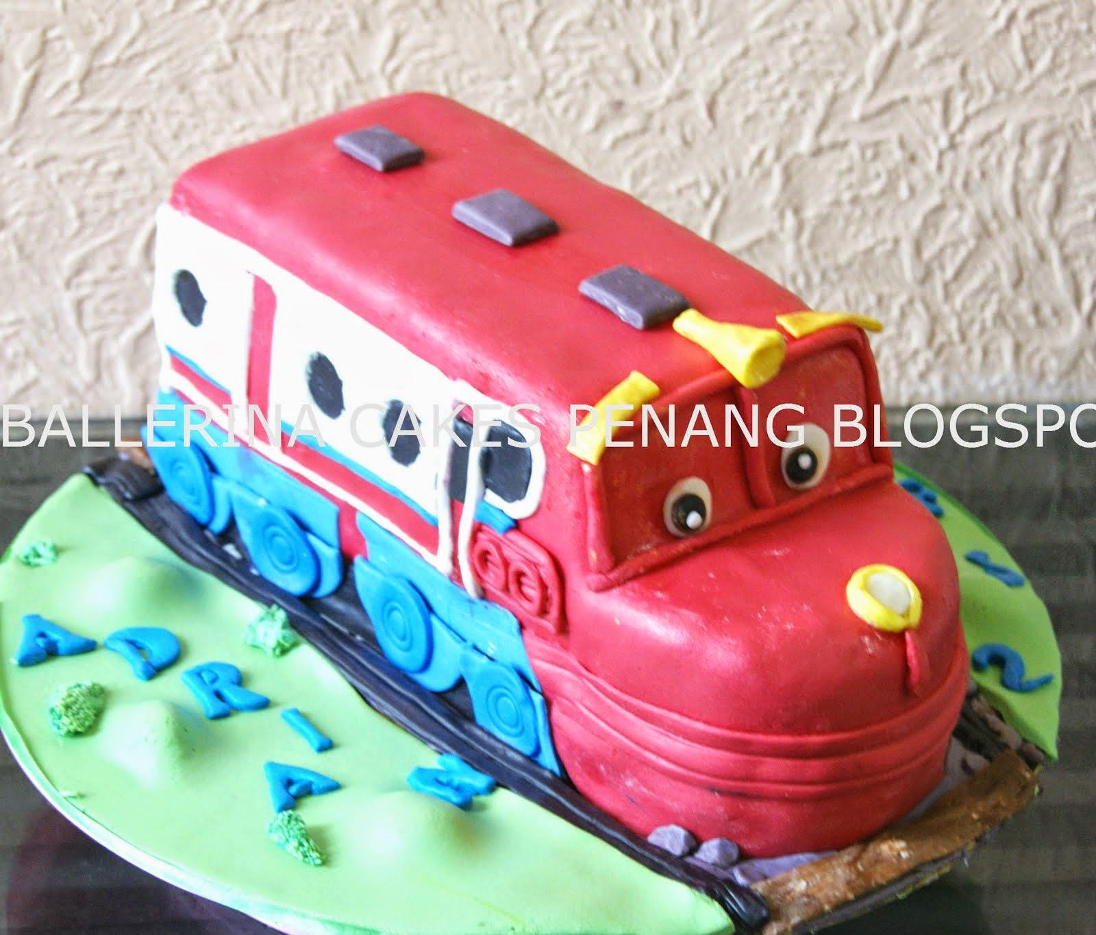 Chungginton Cake