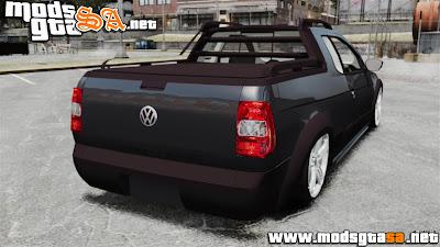 IV - Volkswagen Saveiro Cross Edit