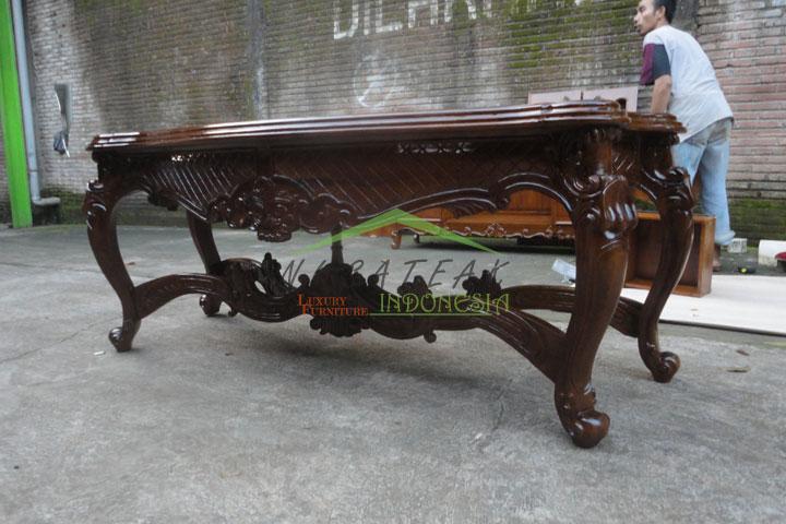 Durga Baroque Console Table