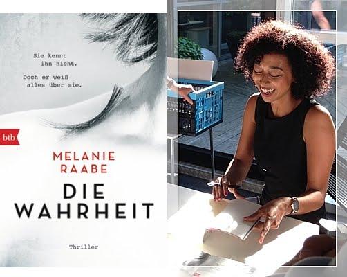 LESUNG: Die Wahrheit von Melanie Raabe