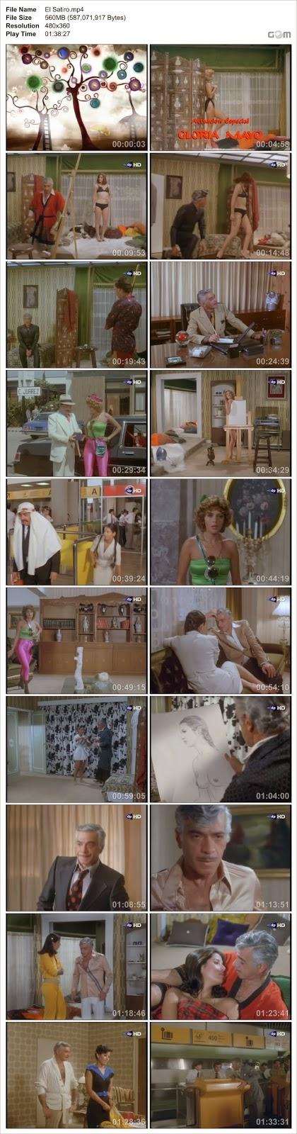 Descarga Peliculas Mexicanas Mauricio Garces El Satiro DVDRip 1980