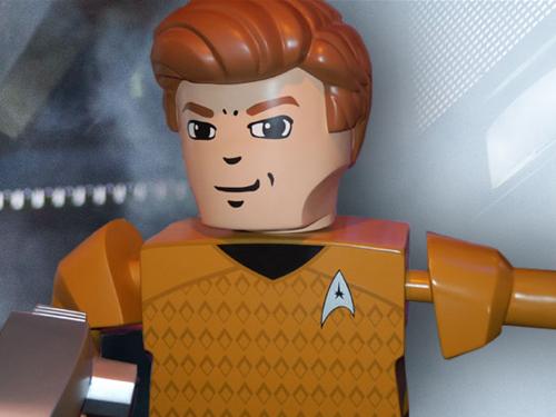 Трейлер «Стартрек: Возмездие» от Lego