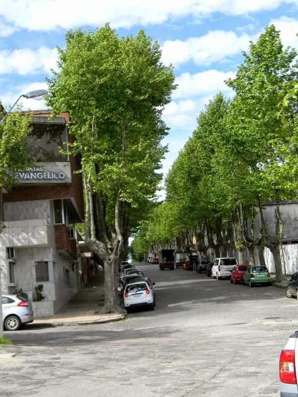 Colônia Del Sacramento no Uruguai