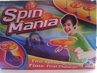 Spin Mania, games for 6 to 10 years old, action game