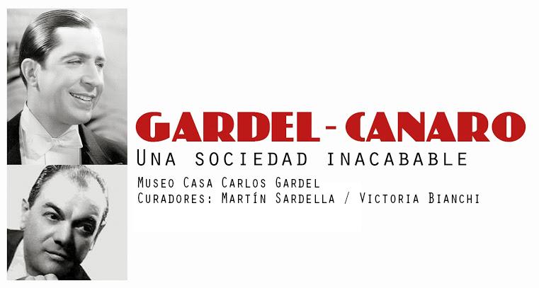 Gardel-Canaro, una sociedad inacabable