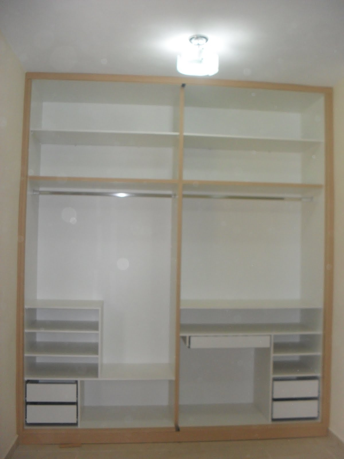 Com Cama Embutida Multidecor Branco Multimoveis Car Interior Design #695139 1200 1600