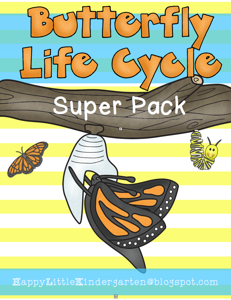 http://www.teacherspayteachers.com/Product/Butterfly-Life-Cycle-Super-Bundle-1226684