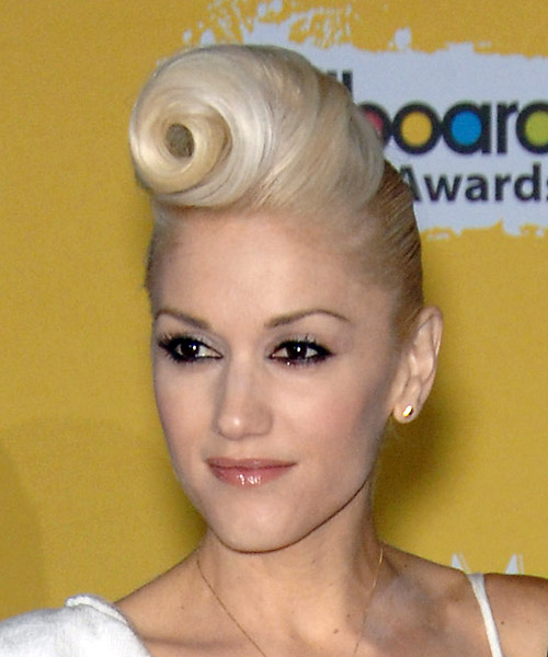 Gwen stefani hairstyles gwen stefani hairstyles gwen stefani Do it yourself wedding ceremony hairstyles beautiful wedding ceremony