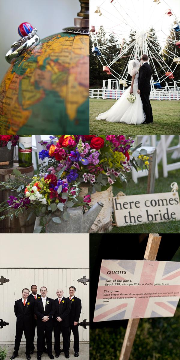 colorful calimigos ranch wedding by jennifer roper | www.jenniferroper.com