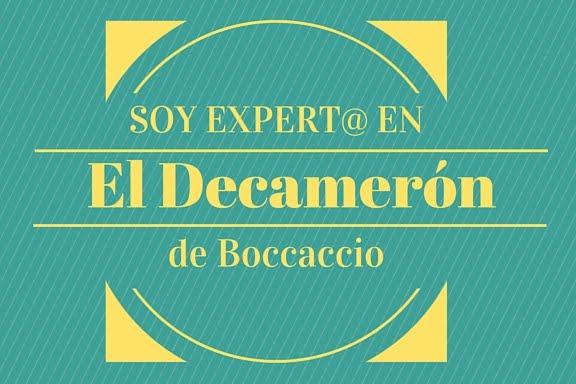El Decamerón de Boccaccio