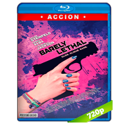 Barely Lethal (2015) BRRip 720p Audio Dual Latino-Ingles