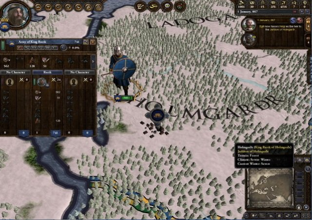 Crusader Kings 2 PC Games Gameplay