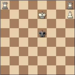 Mate en tres jugadas compuesto por Arturo Pomar en 1941 (1)