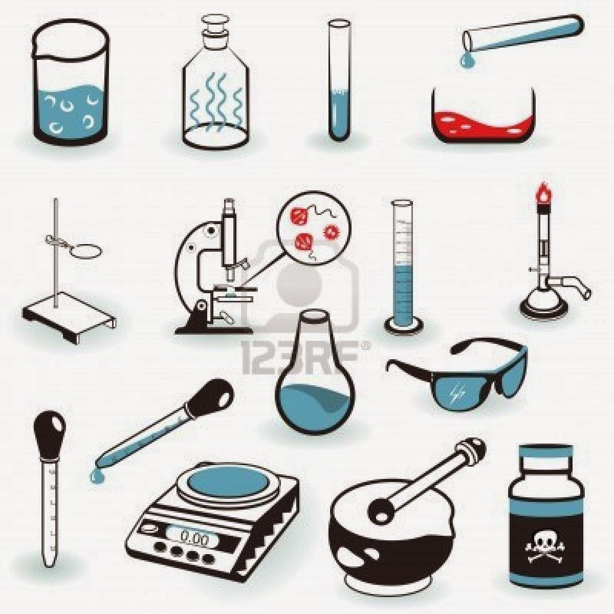 La Qu Mica Como Ciencia Materiales Del Laboratorio