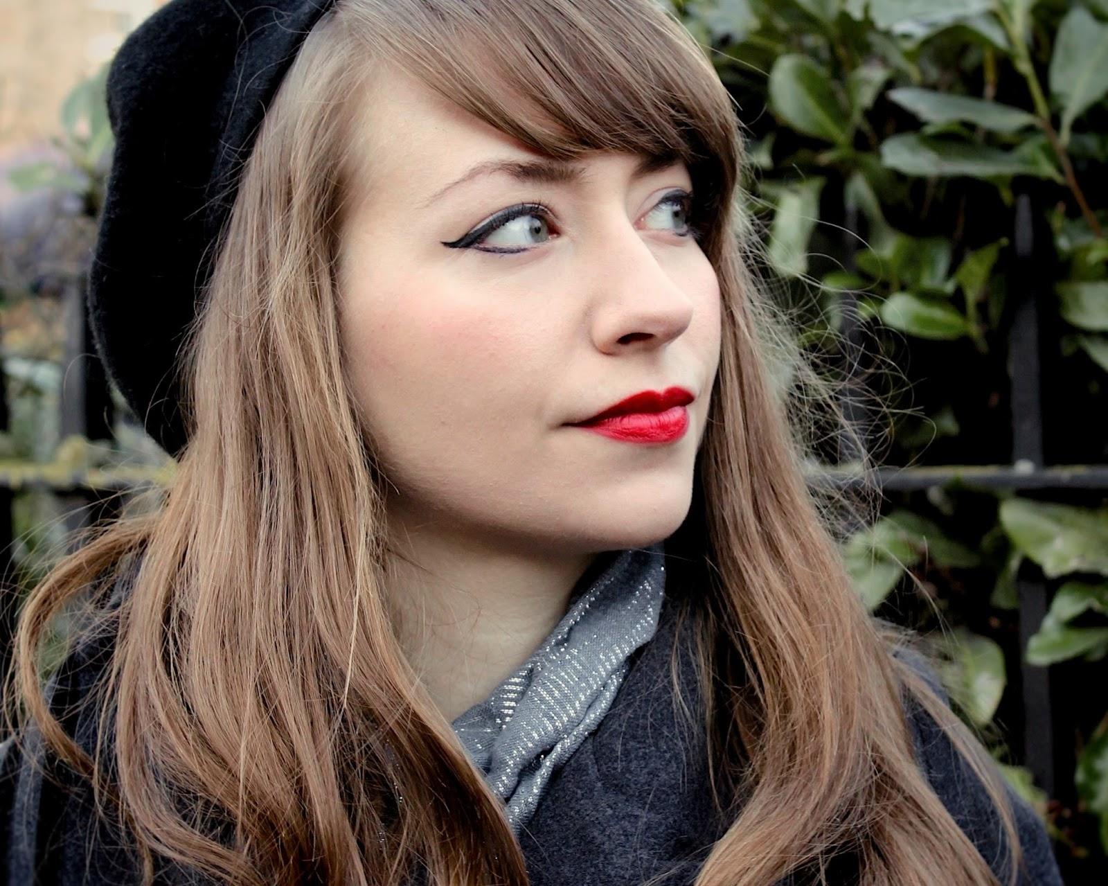 Me in a beret again
