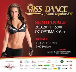 Campaign for Miss Dance Slovak Republic 2011