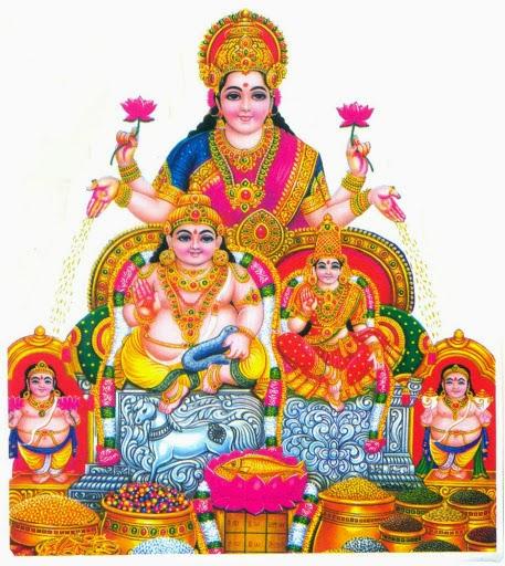 Lakshmi Kubera Mantram